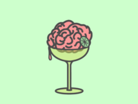 Booze for Brains