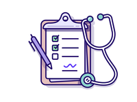 Medical - Checklist Illustration