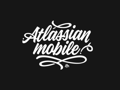 Type for Mobile shirts