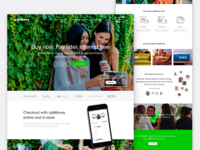 Landing Page - Zipmoney