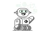 Feedly - Bot illustration