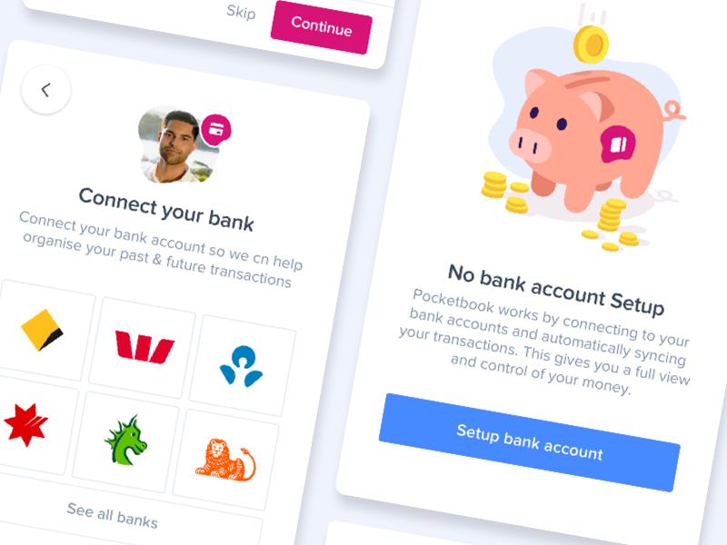 Add bank - Pocketbook