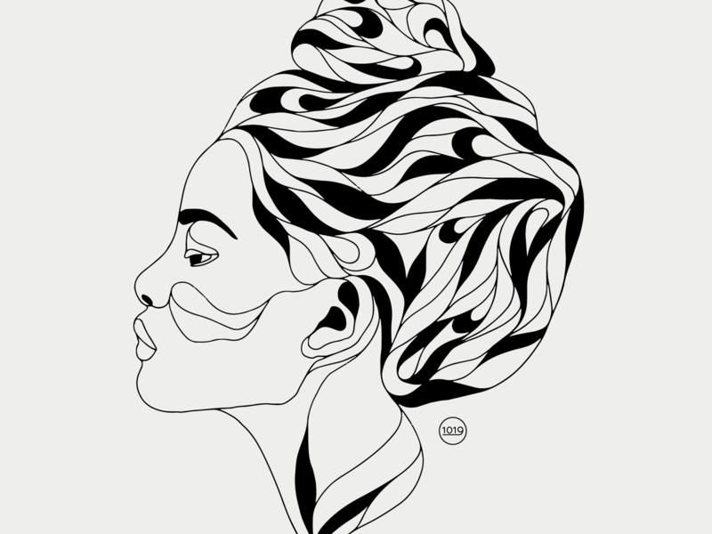 Line Illustration