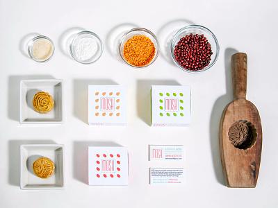 MOSH Branding product styling logo package design branding