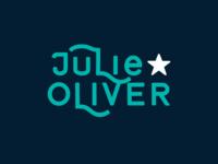 Julie Oliver Logotype Concept
