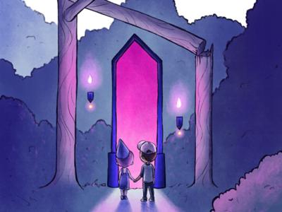 Storybook illustration 4
