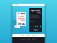 SimplySalt – Product Page