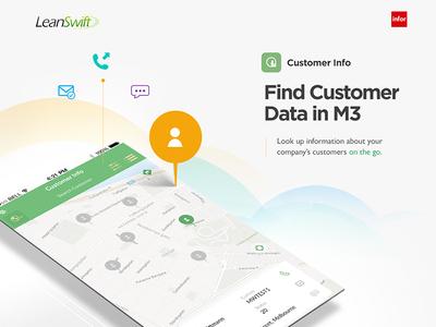 InforM3 Customer Info