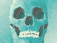Geometric Skull - Human