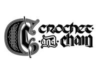 Crochet & Chain: 1C Logo