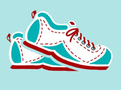 Runnin' Shoes