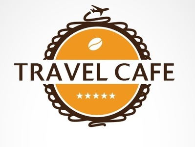 Travel Cafe   Logo Design 06