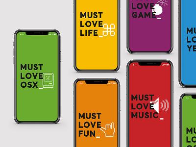 MLM — Dashboards apple brand identity icon vector ui instagram logo design branding