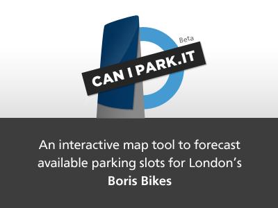 Bike map identity logo bikes boris london