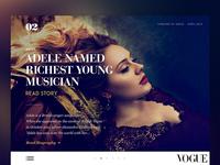 Vogue Timeline 2014