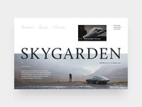 Skygarden - Teaser