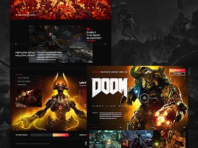 DOOM - Teaser 002 doom iddqd game ui hellowiktor