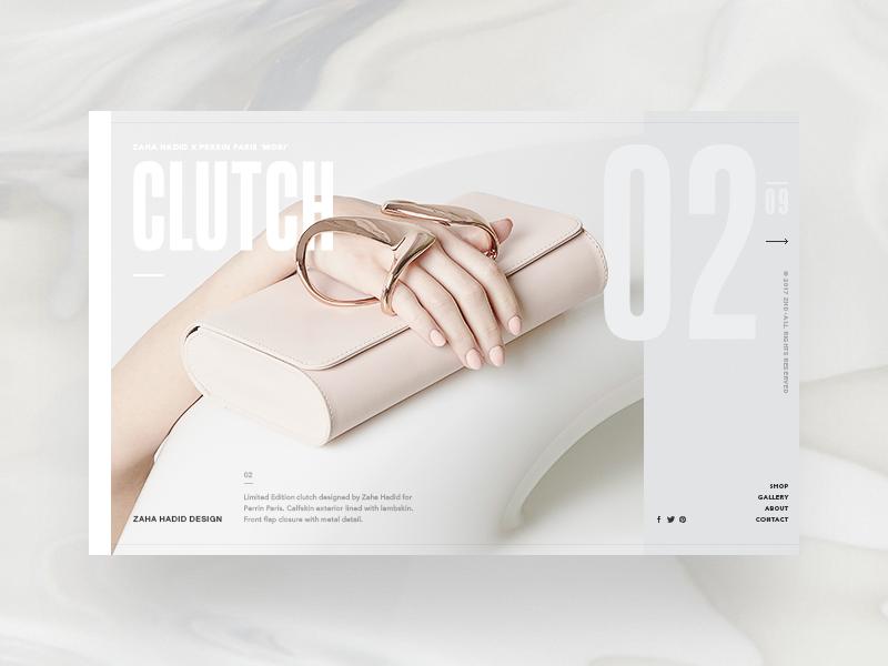 Zaha Hadid Design - product page hellowiktor web futuristic clean minimal design art zhd zaha hadid