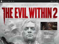 The evil within 2 homepage hellowiktor