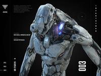 Project AKIRA - UI exploration