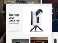 Vaonis / Stellina - website