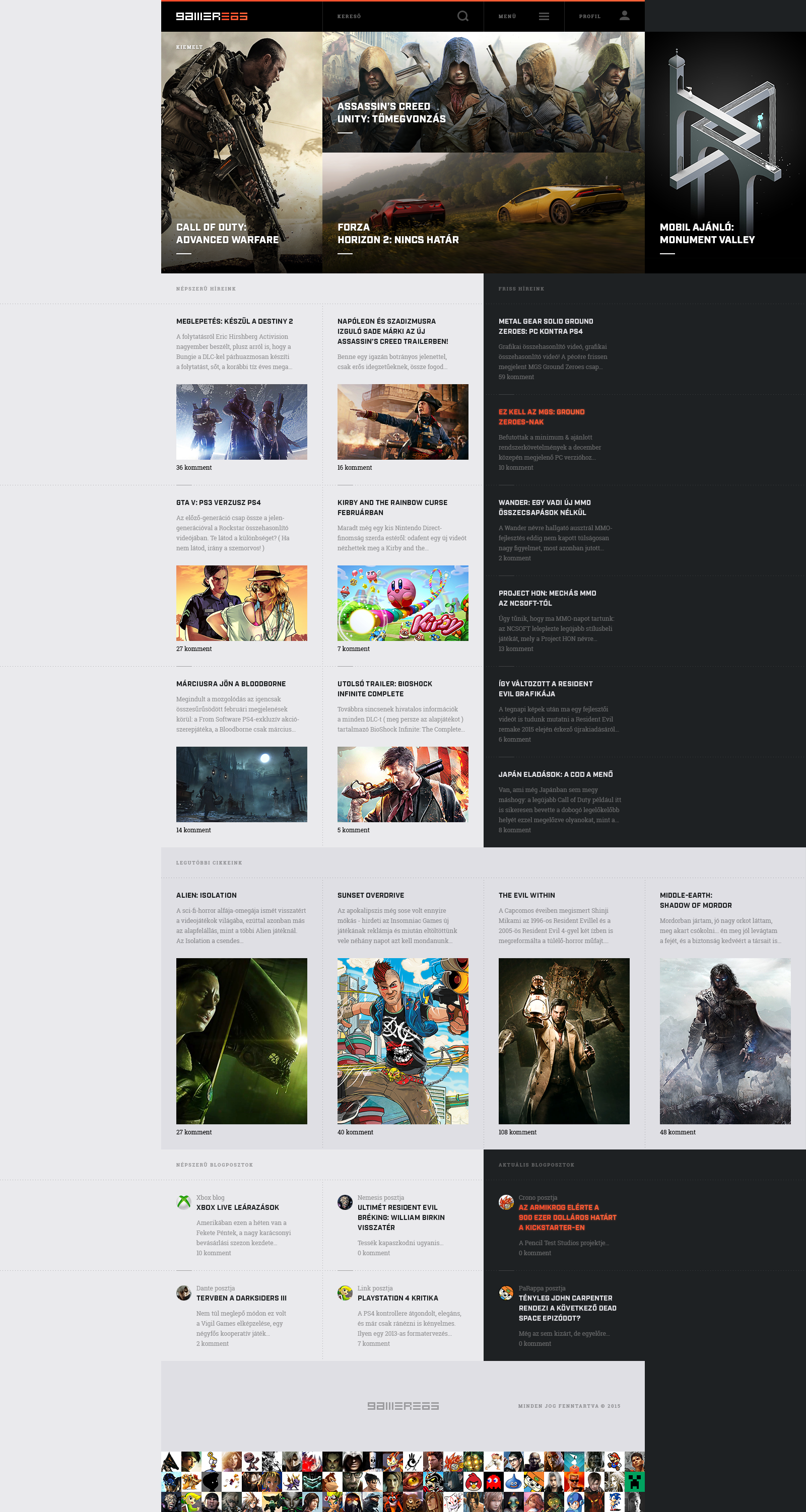 Gamer365 elastic framework discovery page hellowiktor