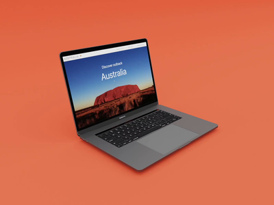 Outback Australia React Website (WIP)