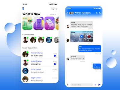 Chatting App UI ui kit ui designers ux design ux ui  ux ui designer ui designs chatting ui app uiux uidesign flat design ui minimal flat ui design app ui chatting app ui chatting app chatting