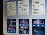 Watch OS music App