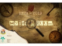 Mystery Room Poster