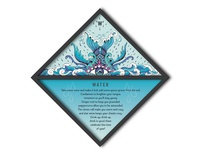 Solstice Cards : Four Elements : Water