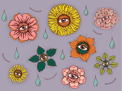 Eyeflowers