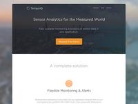Startup homepage