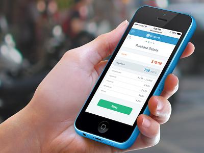 Bitcoin mobile webapp bitcoin mobile webapp mobile web iphone finance interface ui user interface fintech