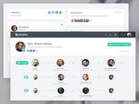 Conspire User Profile Refresh