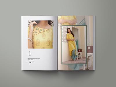 Adya Festival'17 urban rajasthan publication design publication print lookbook jaipur india design brochure