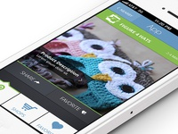 Alternate Iphone App Design