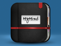 MyMind Icon Dribbble