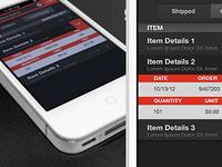 Redball iPhone App