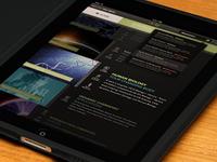 CK-12 iPad App Landscape