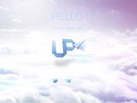 uP! new website