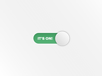 Daily UI Challenge #015  On/Off Switch