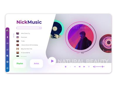 WEB_MUSIC_APP_UI