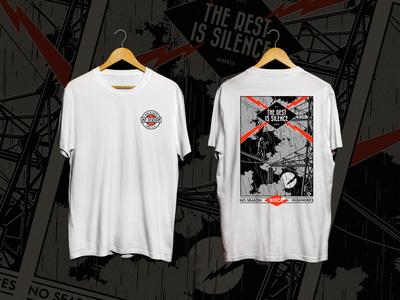 No Season T-shirt ! t-shirt illustration t-shirt tshirtdesign tshirt design tshirt art tshirt no season retro design japan graphic japanese design vintage retro paihemestudio paiheme illustration