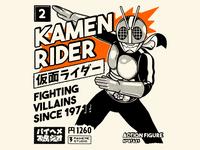 Kamen Rider !