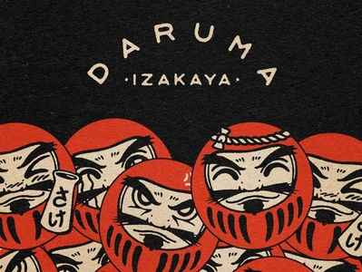 Daruma Izakaya !