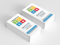 4 Seasons Plus Landscaping Business cards