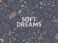 Soft Dreams Pattern