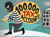 IRS Breach Illustration