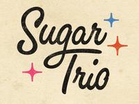 Sugar Trio Logo